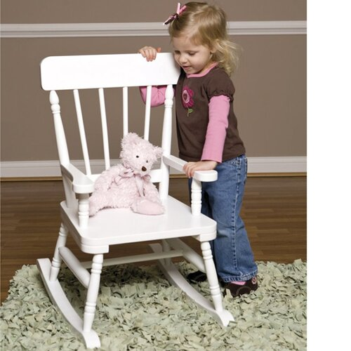 Simply Classic Kid's Rocker