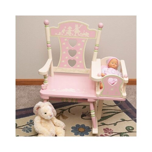 Levels of Discovery Rock A Buddies Rock-A-My-Baby Rocking Chair