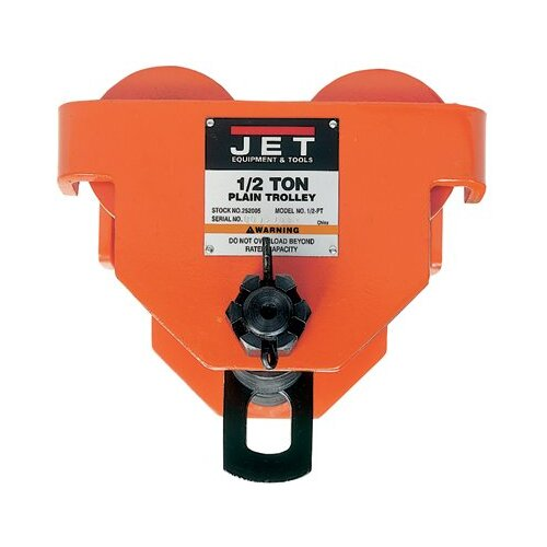 Jet PT Series Plain Trolleys - 2 ton trolly