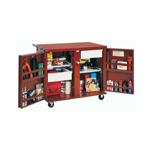 "Jobox 43.875"" Wide Bottom Cabinet"