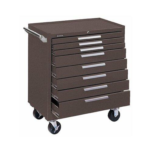 "Kennedy 27"" Wide 8 Drawer Bottom Cabinet"