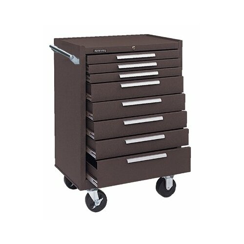 "Kennedy 27"" Wide 8 Drawer Bottom Cabinet"