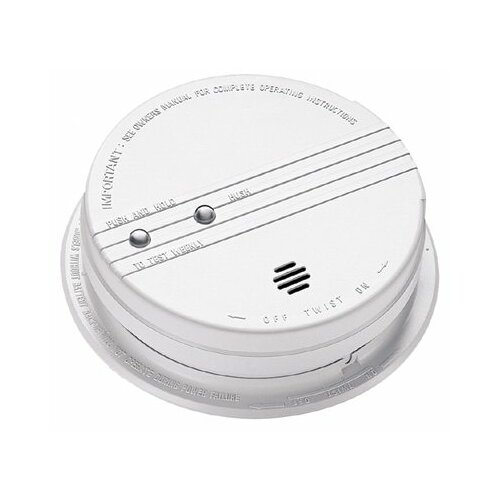 Kidde Kidde - Interconnectable Smoke Alarms Smoke Alarm Photoelectric 120Vac: 408-21006371 - smoke alarm photoelectric 120vac