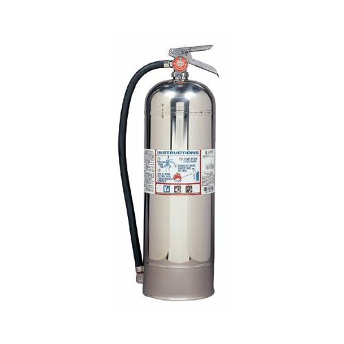 Kidde ProLine™ Water Fire Extinguishers - 2-1/2wls-a 2.5gal. 2a water-pro line w/wall hook