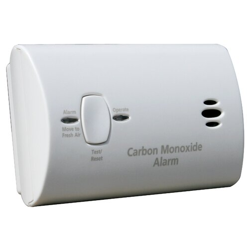 Kidde Battery Operated Basic Carbon Monoxide Alarm