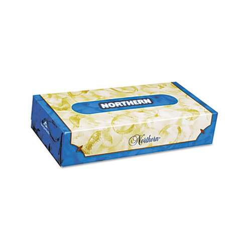 Kimberly-Clark Professional Surpass Facial 2-Ply Tissues - 100 Tissues per Box / 12 Boxes per Carton
