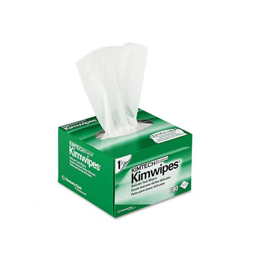 Kimberly-Clark Professional* Kimtech Science Kimwipes, 30/Carton