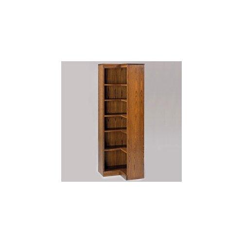 "Hale Bookcases 200 Signature Series Inside Corner 72"" Bookcase"