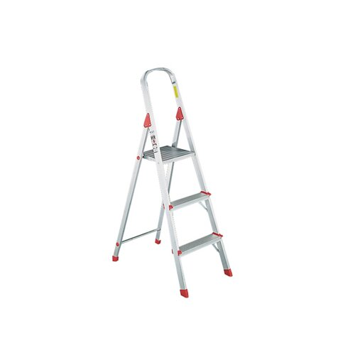 Louisville Ladder 3-Step Folding Euro Step Ladder