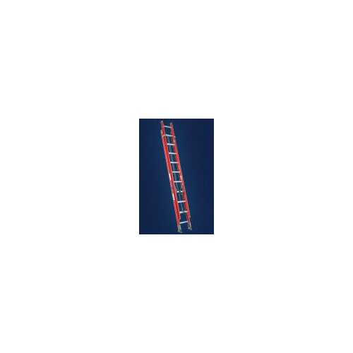 Louisville Ladder 24' Type IA Non-Conductive Extension Ladder