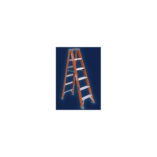 Louisville Ladder 4' Type IA Non-Conductive Step Ladder