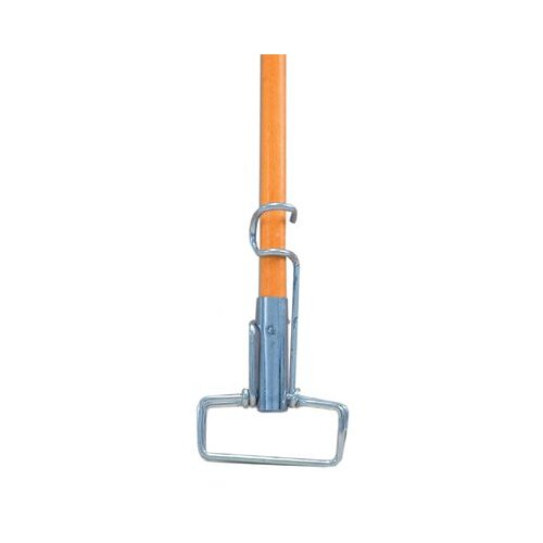 Magnolia Brush Mop Handles - spring grip wet mop handle