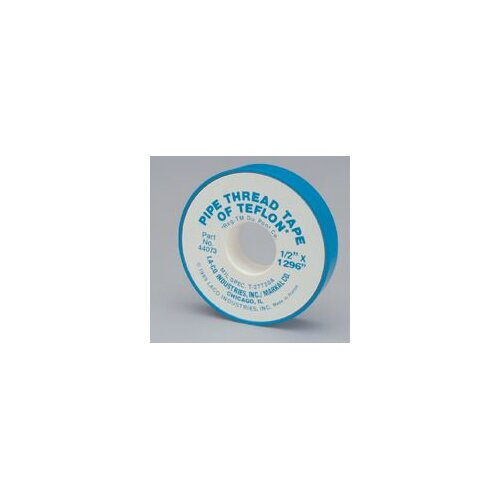 """Markal 1/4"""" X 520"""" LA-CO® Markal® PTFE Standard Grade Pipe Thread Tape"""