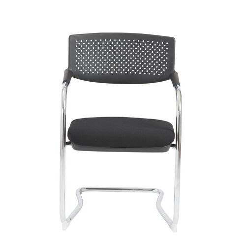 Eurostyle Fauve Low-Back Visitor Chair (Set of 4)