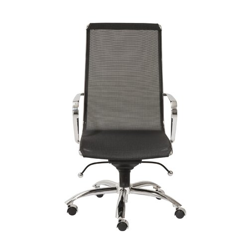 Osborn High-Back Mesh Office Chair with Arms