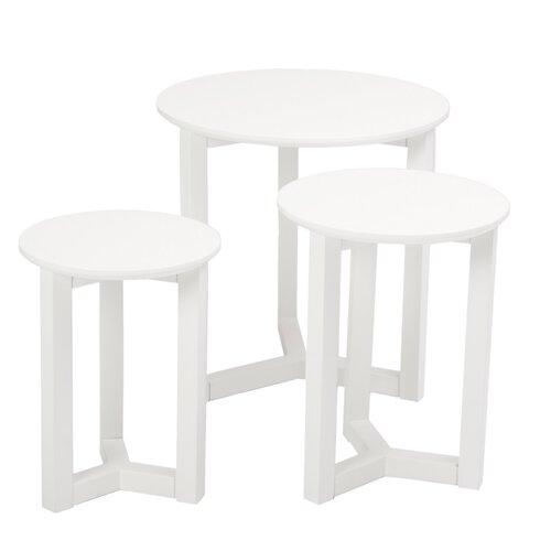 Nicolo 3 Piece Nesting Tables