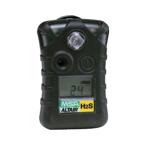 MSA Altair O2 Maintenance Free Single Gas Detector - altair single-gas detector