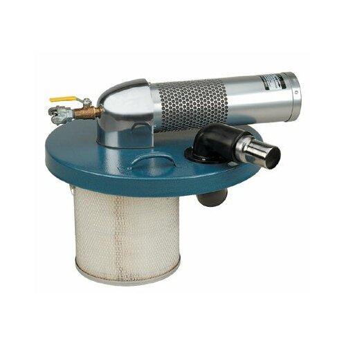 """Nortech Vacuum Products Nortech Vacuum Products - Vacuum Generating Head 30 Gal Vac Generating Head Accepts 2"""" Vac Hose: 335-N301B - 30 gal vac generating head accepts 2"""" vac hose"""
