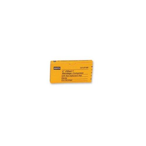 North Safety Bandage Compress (1 Per Box)