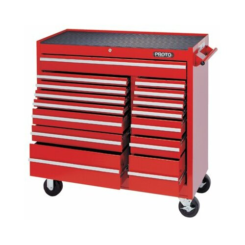 """Proto 41"""" Wide 15 Drawer Combination Cabinet"""