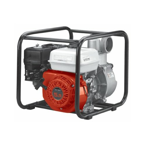 Ridgid 5.5 HP Utility Semi Trash Pump with TP 5500 Gas Driven