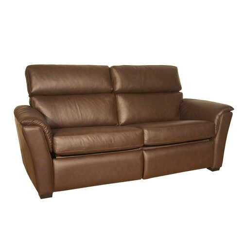 Bradford Condo Leather Reclining Sofa