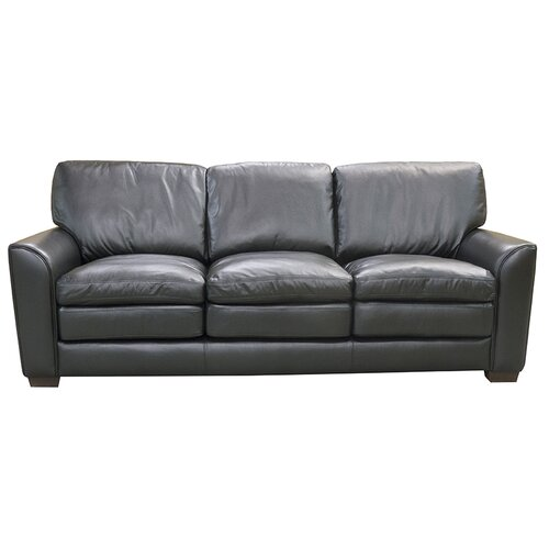 Sacramento Leather Sofa