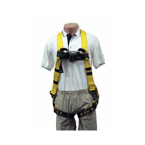 SafeWaze Safelight™ Harnesses - safelight economy harness w/front/back & waist d