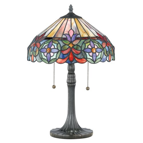 Quoizel Tiffany Connie Table Lamp