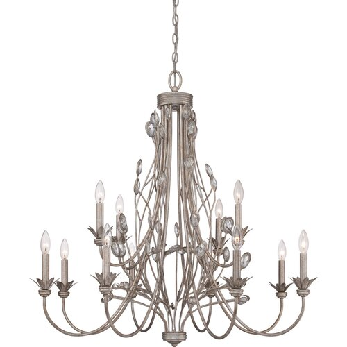 Wesley 12 Light Chandelier
