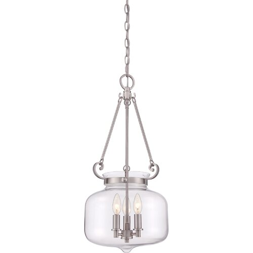 Quoizel Fixture 3 Light Pendant Amp Reviews