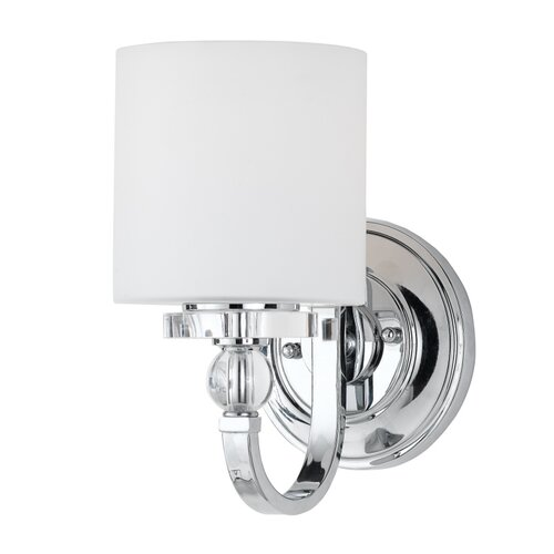 Quoizel Downtown 1 Light Wall Sconce