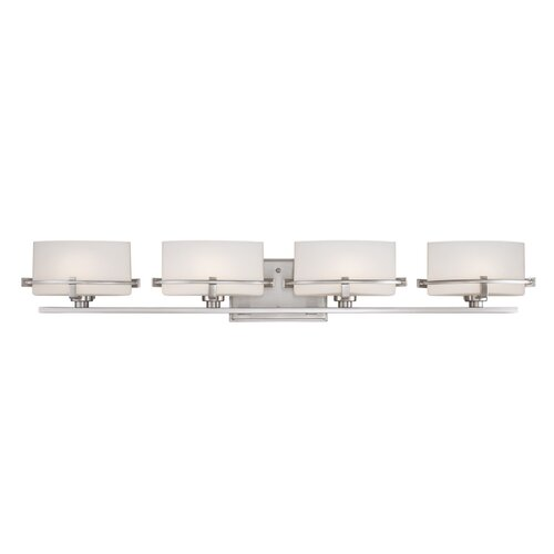 Quoizel Nolan 4 Light Bath Vanity Light