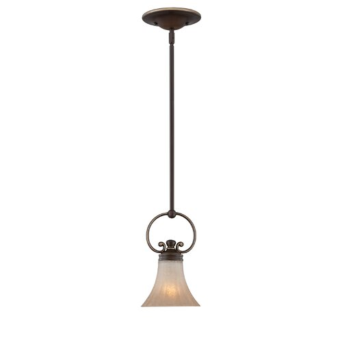 Quoizel Aliza 1 Light Mini Pendant