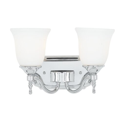 Quoizel Tritan 2 Light Bath Vanity Light