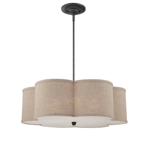Cloverdale 4 Light Pendant
