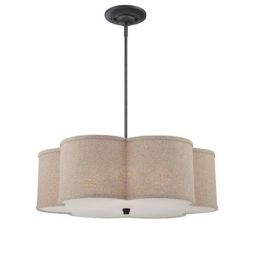 Cloverdale 4 Light Pendant