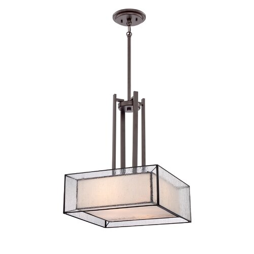 Ferndale 4 Light Pendant