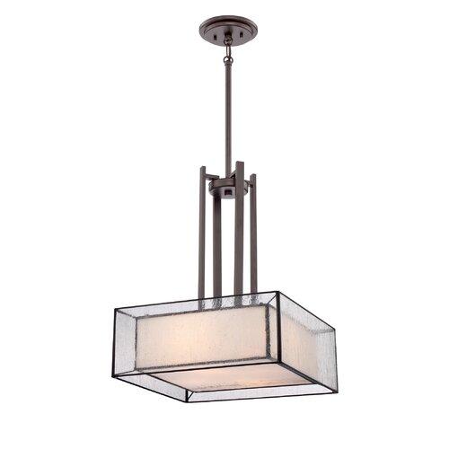 Ferndale 4 Light Pendant