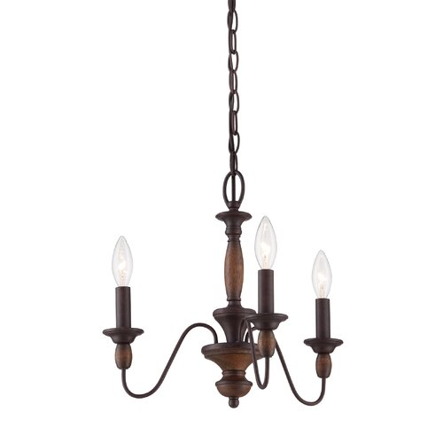 Holbrook 3 Light Chandelier