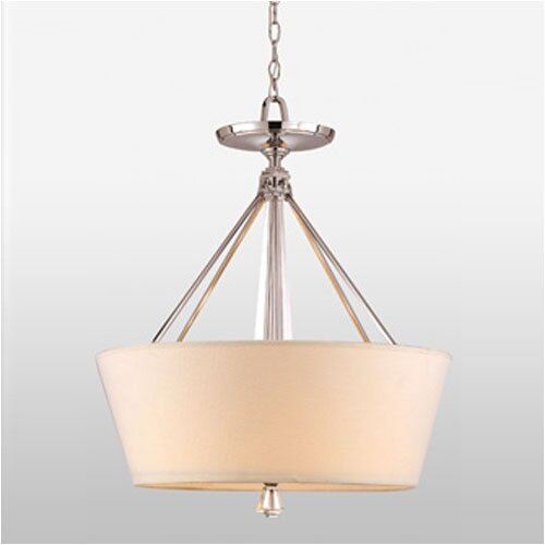 Quoizel Deluxe 5 Light Drum Pendant