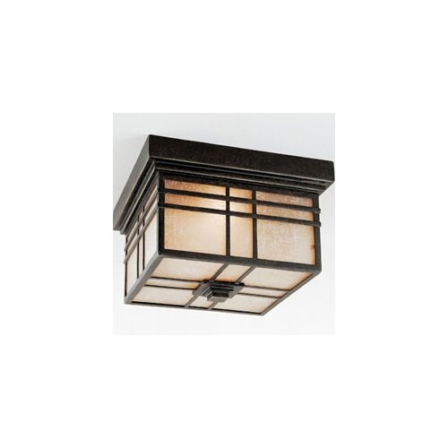 Quoizel Hillcrest 2 Light Outdoor Flush Mount