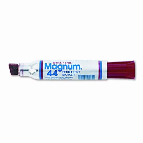 Sharpie® Magnum Oversized Permanent Marker, Chisel Tip