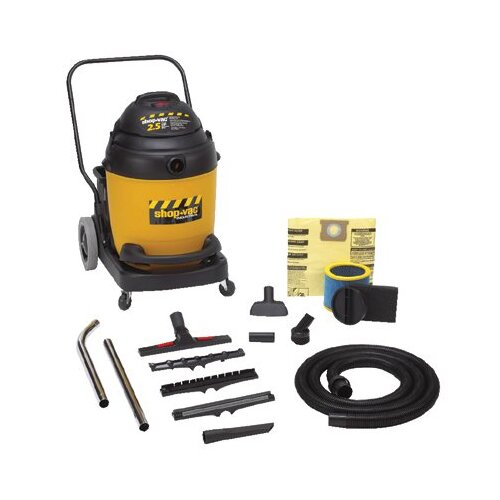Shop-Vac 22 Gallon 2.5 Peak HP W/Dolly