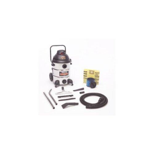 Shop-Vac Stainless Steel 16 Gallon Shop Vac Professional Wet / Dry Vacuum