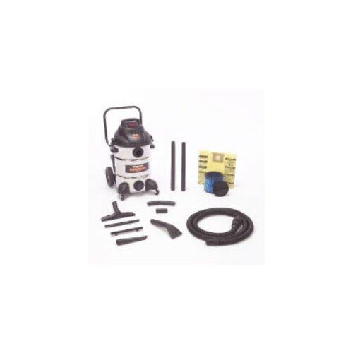 Shop-Vac Stainless Steel 12 Gallon 6.5 HP Shopvac Professional Wet / Dry Vacuum