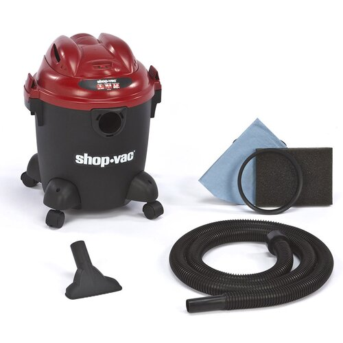 Shop-Vac 5 Gallon 2.0 Peak HP Wet / Dry Vacuum