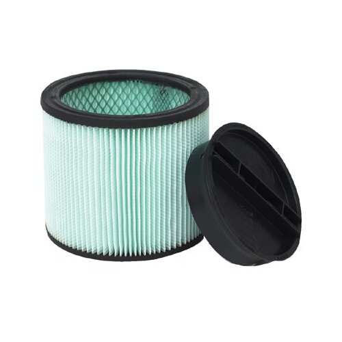 Shop-Vac Small Debris and Dry Material Filters - antimicrobial hypoallergenic cartridge filter