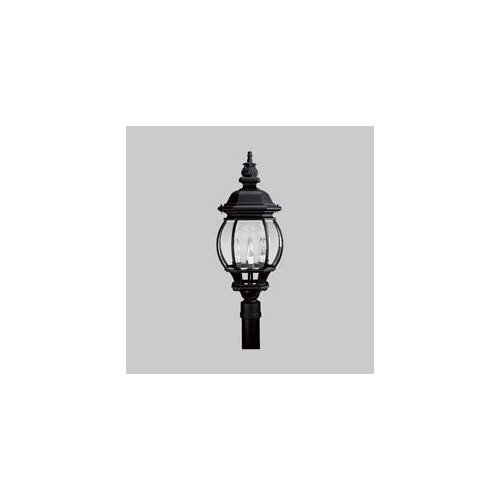 norwell lighting cottage onion 1 light outdoor post lantern reviews. Black Bedroom Furniture Sets. Home Design Ideas