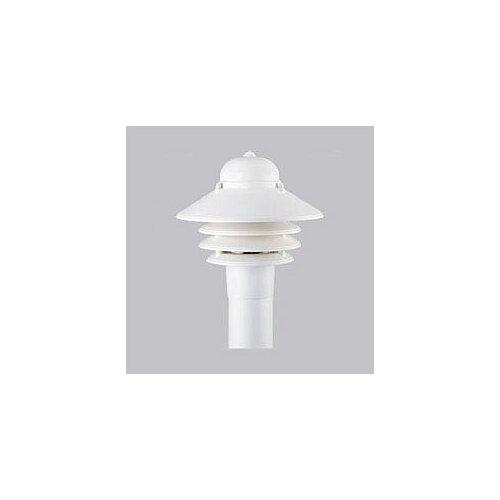 Progress Lighting Newport Single Light Plastic Post Lantern